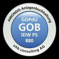 GDPdU-Button-Anlagenbuchhaltung