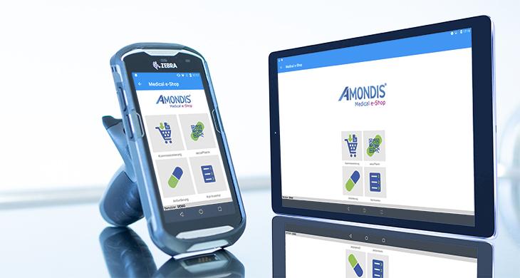 Medical-e-Shop-Anforderung